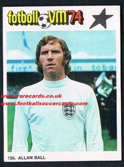 1974 Williams Alan Ball SWEDISH